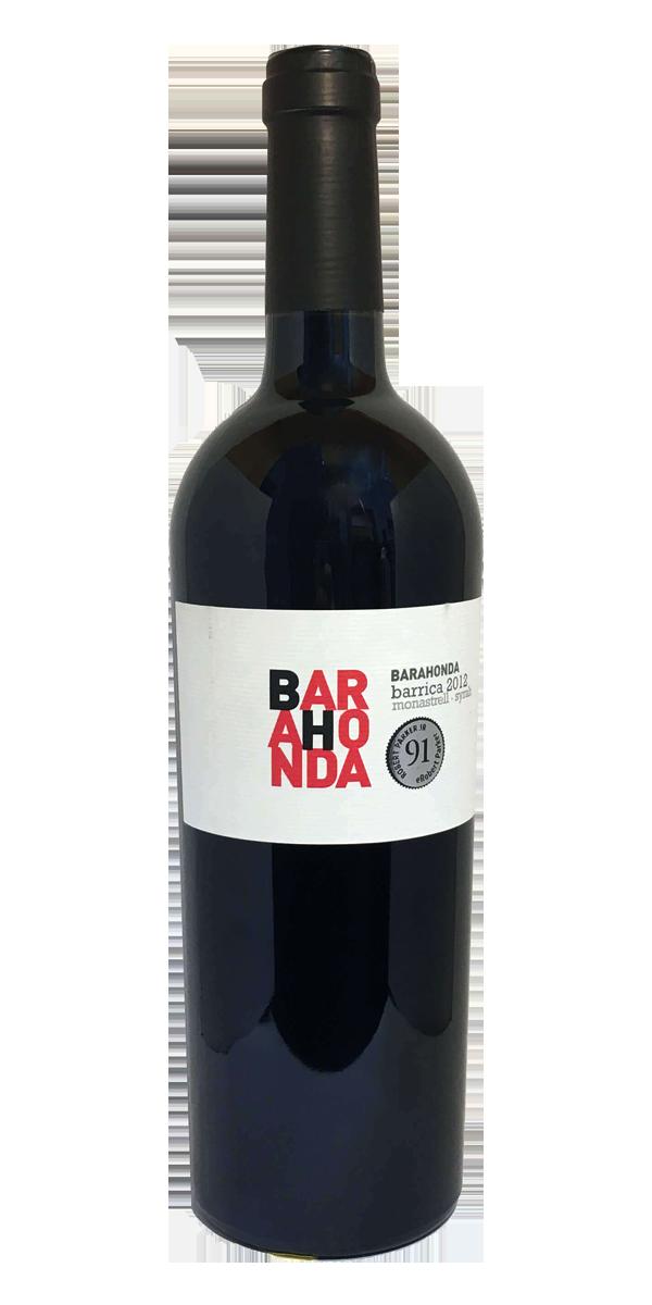 BODEGAS SENORIO DE BARAHONDA