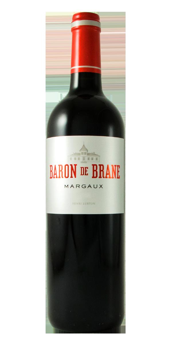 BARON DE BRANE CHATEAU BRANE CANTENAC