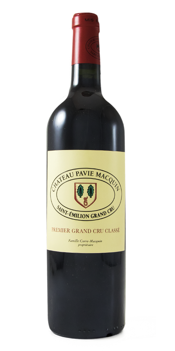 CHATEAU PAVIE-MACQUIN