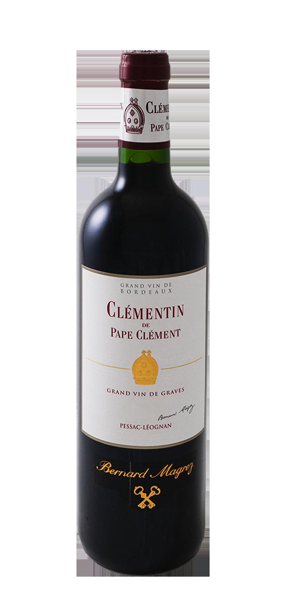 LE CLÉMENTIN CHATEAU PAPE CLEMENT