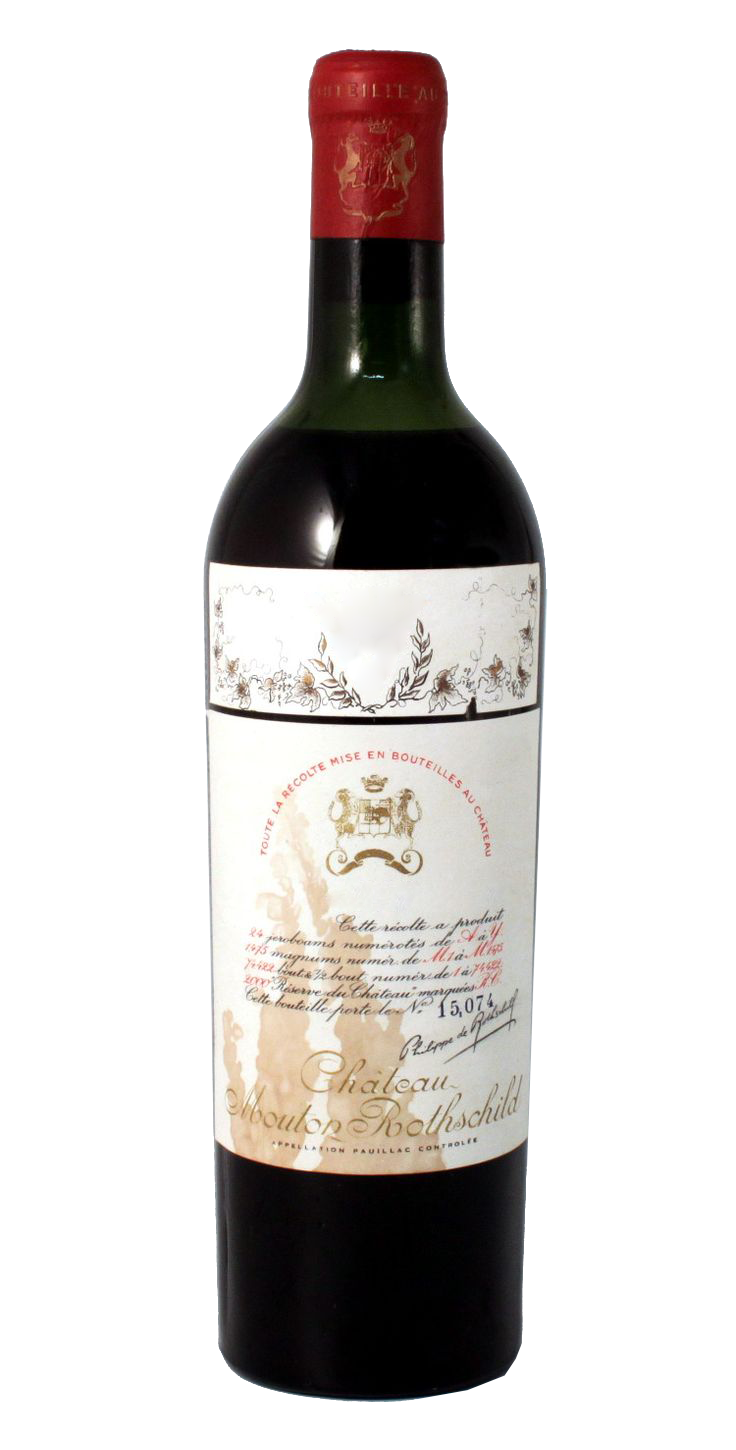 CHATEAU MOUTON ROTHSCHILD