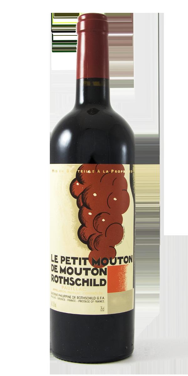 LE PETIT MOUTON CHATEAU MOUTON ROTHSCHILD