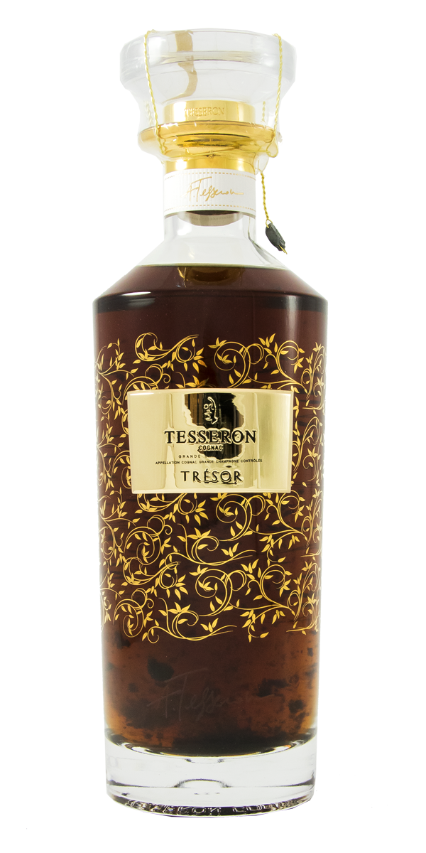 COGNAC TRESOR SIGNATURE 40% TESSERON