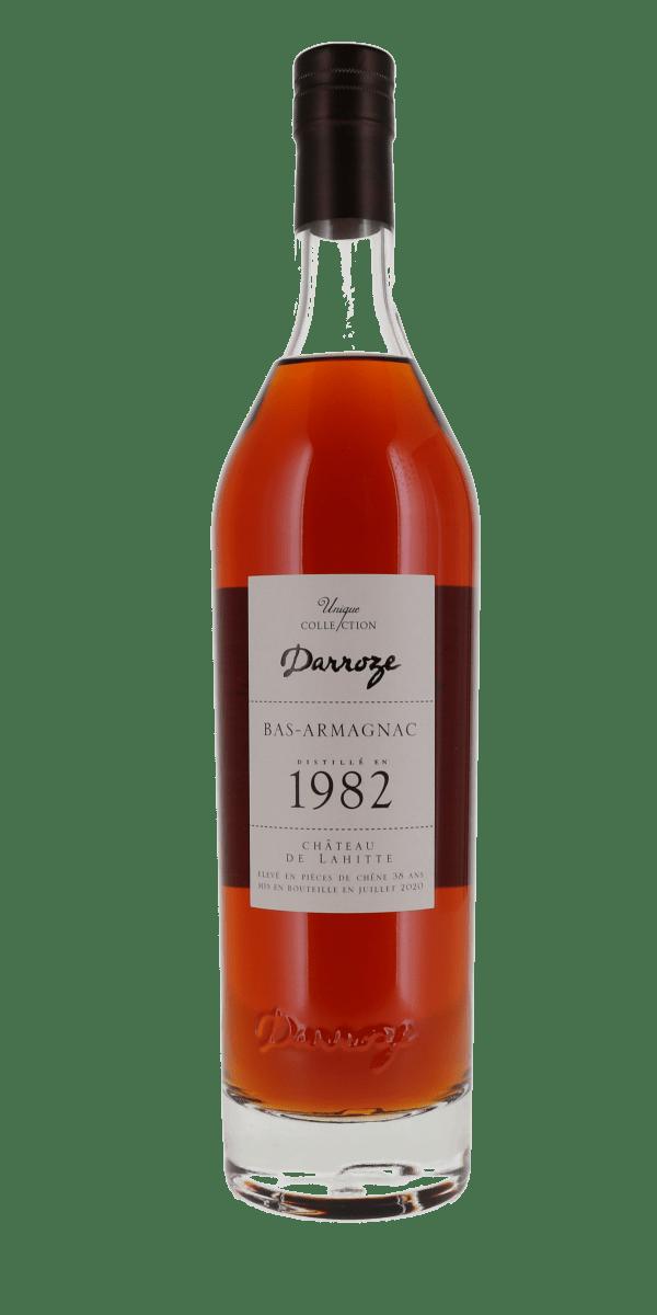 BAS-ARMAGNAC CHATEAU DE LAHITTE 1982 48%