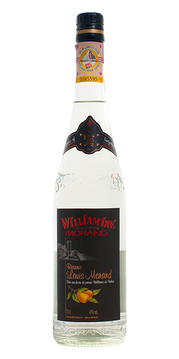 WILLIAMINE RESERVE DISTILLERIE MORAND