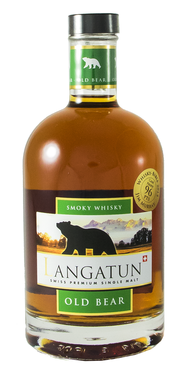 OLD BEAR CASK PROOF LANGATUN