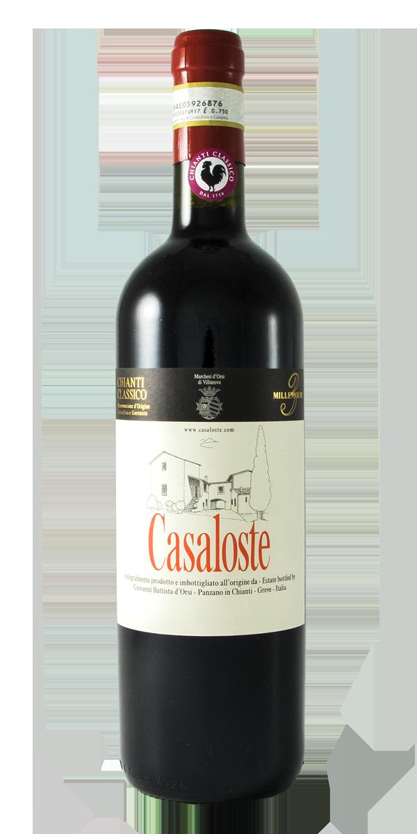 CLASSICO FATTORIA CASALOSTE