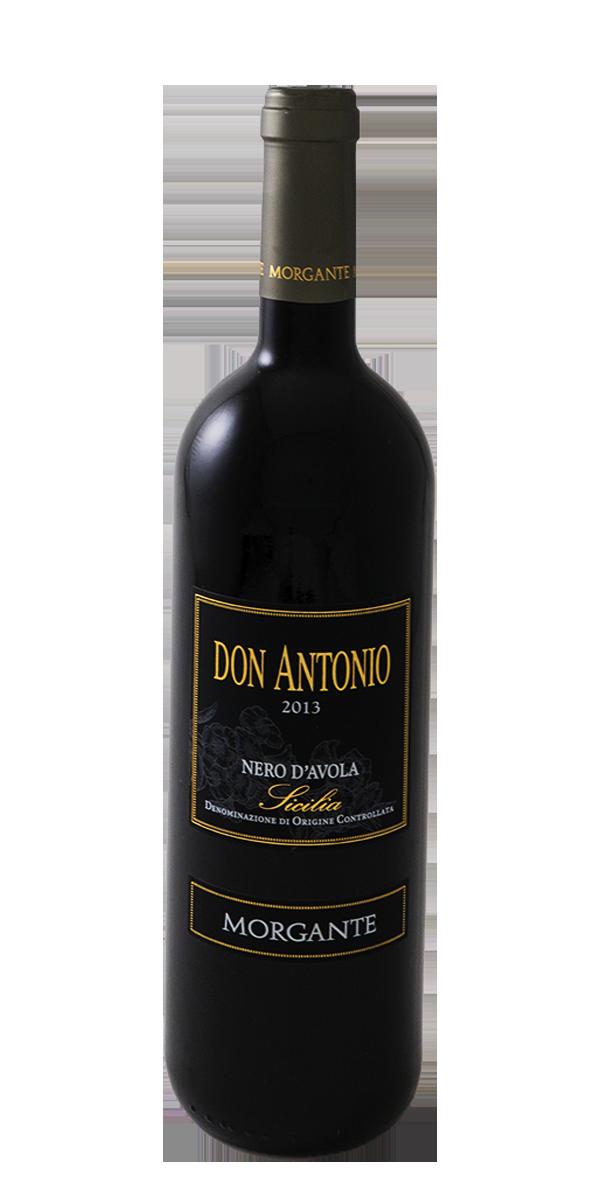 DON ANTONIO MORGANTE