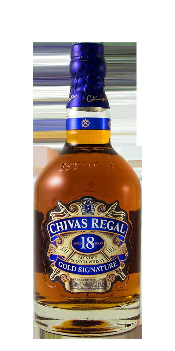 WHISKY CHIVAS REGAL 18 ANS 40%
