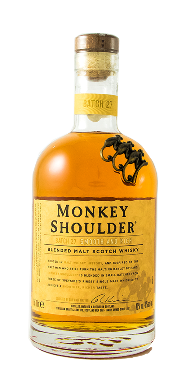 MONKEY SHOULDER WILLIAM GRANT & SONS