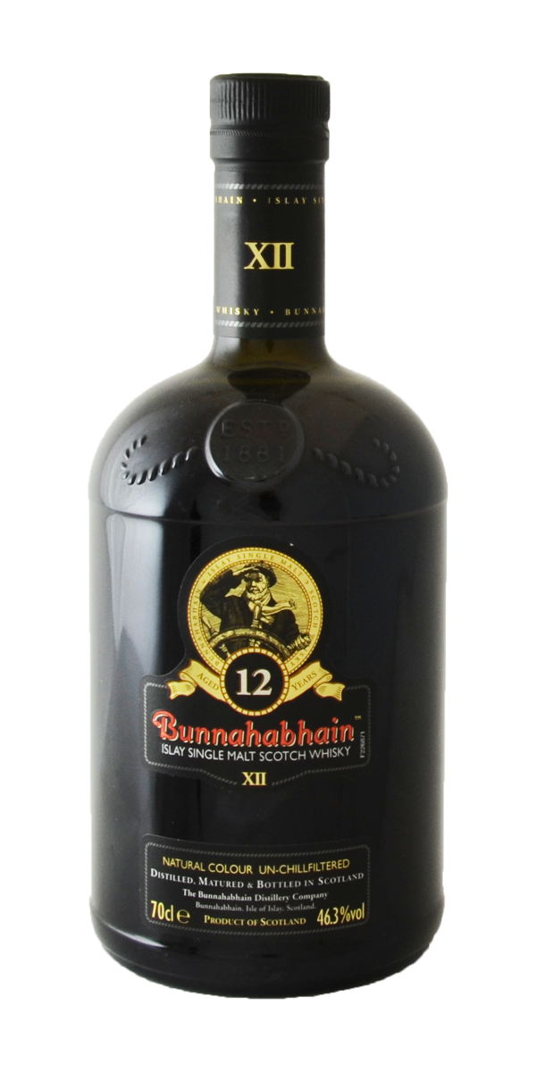 12 ANS UNFILTERED BUNNAHABHAIN