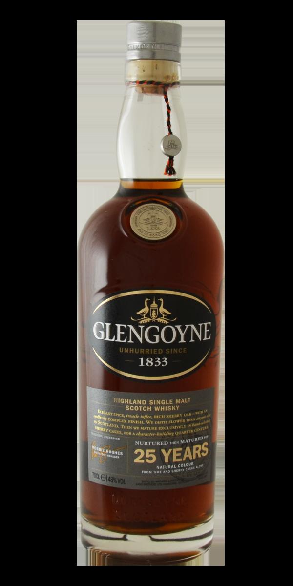 25 ANS GLENGOYNE