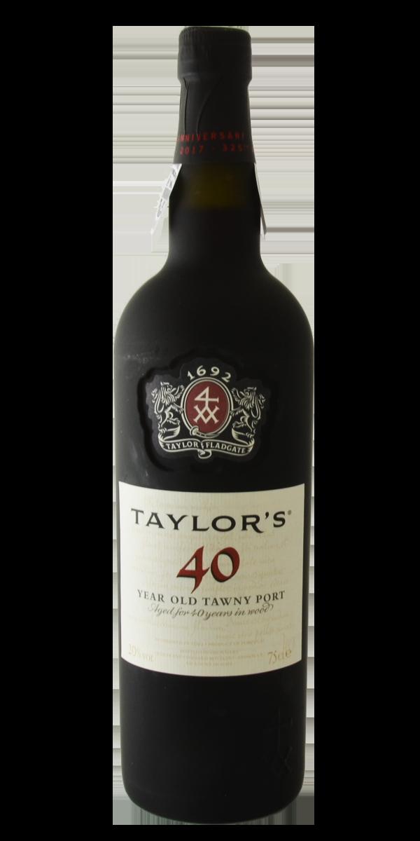 PORTO TAWNY 40 ANS TAYLOR'S PORT