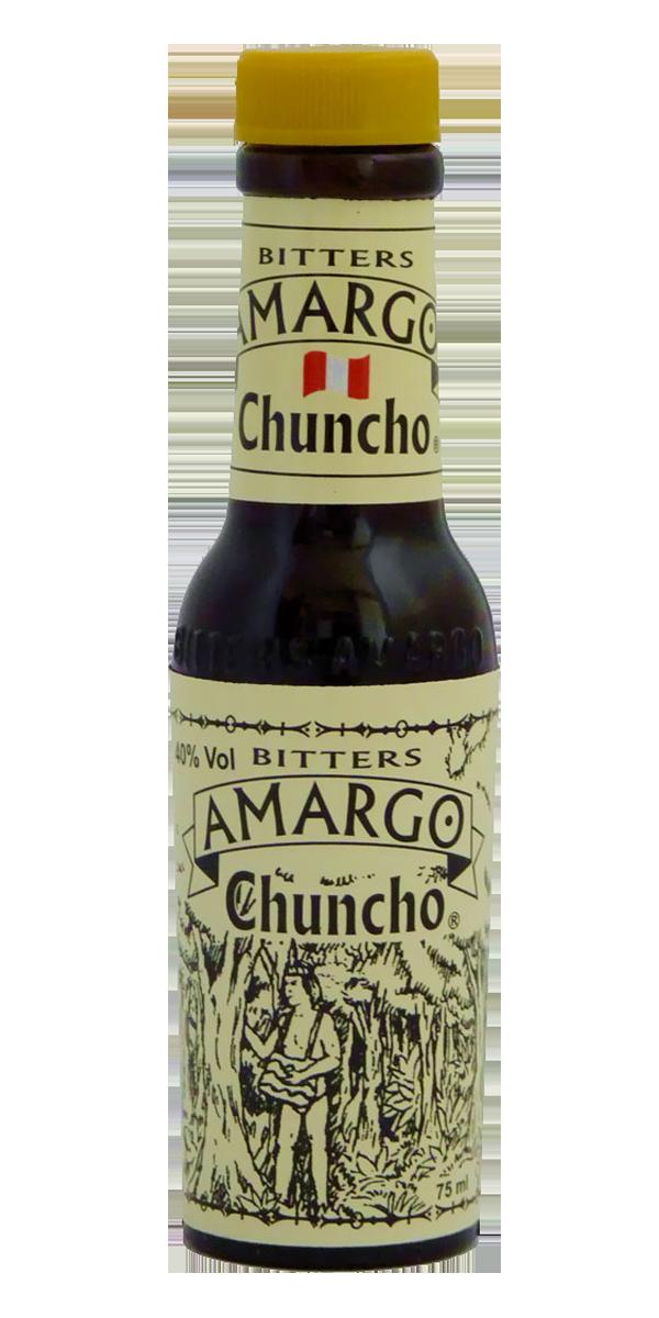 AMARGO CHUNCHO DOS CASTILLOS