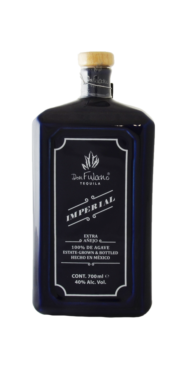 TEQUILA DON FULANO IMPERIAL DECANTER 40%
