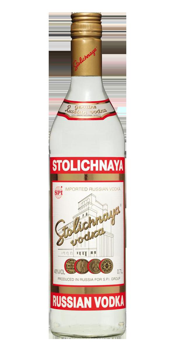 VODKA STOLICHNAYA RED 40%