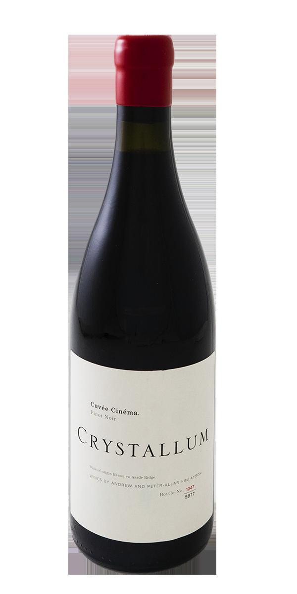 CUVEE CINEMA CRYSTALLUM WINES