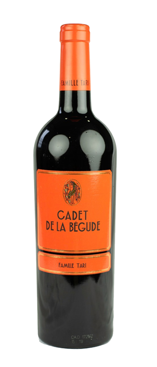 CADET DE LA BEGUDE DOMAINE DE LA BEGUDE