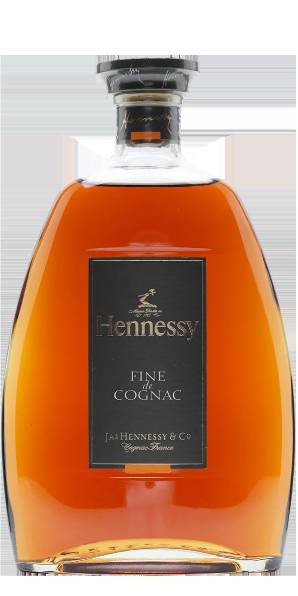 FINE DE COGNAC HENNESSY