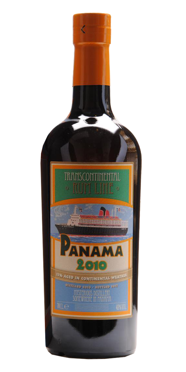 PANAMA BATCH #2 TRANSCONTINENTAL RUM LINE LMDW