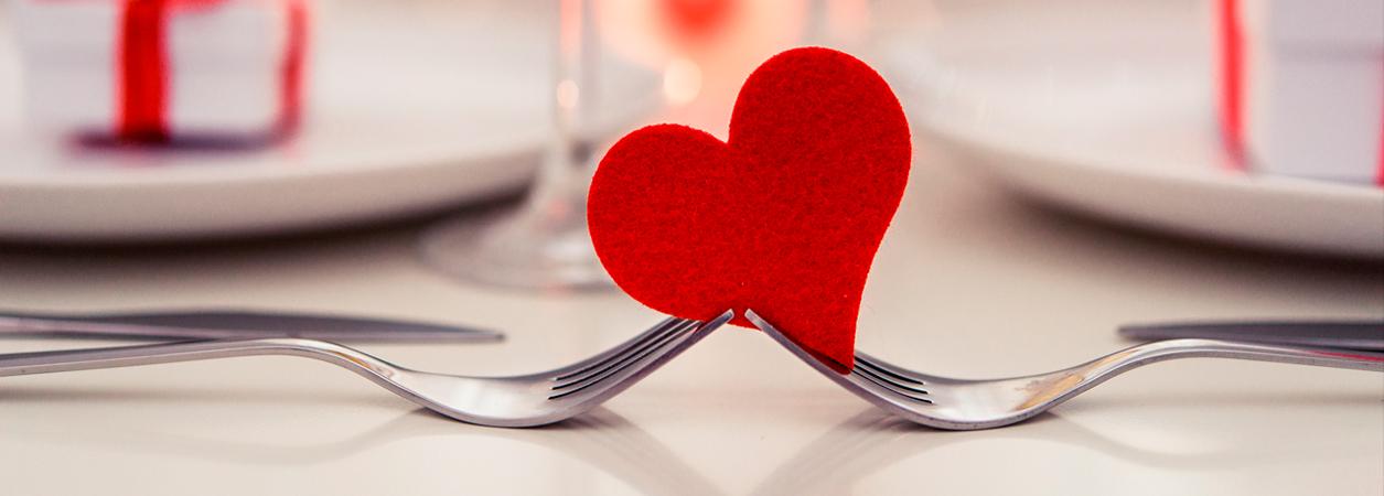 Février, le mois de l'amour célébré Chez Bacchus